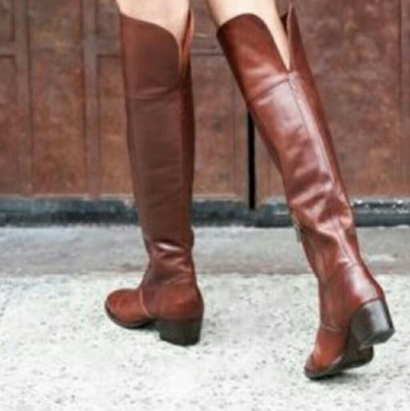 22ea9cdde2f Frye Shoes - FRYE OTK Over The Knee Boots